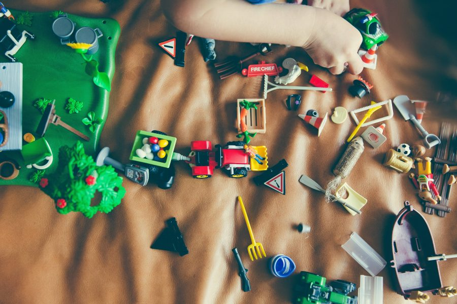 The unexpected perks of discipling on toy-covered carpets