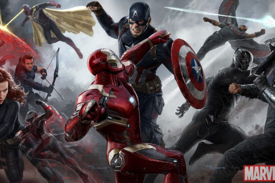 Encourage, invest, guide: Discipleship in Captain America: Civil War