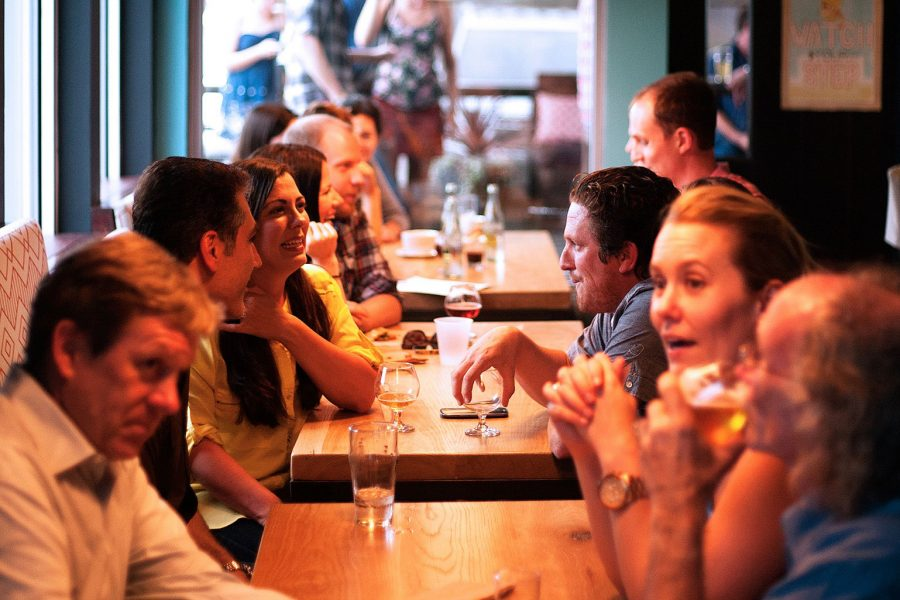 Theology on Tap: Discussing life's deep questions over beer